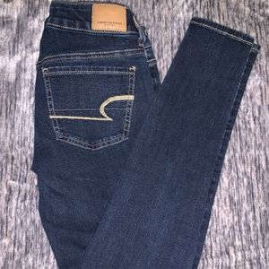 American Eagle Womens Super Stretch Jeans
